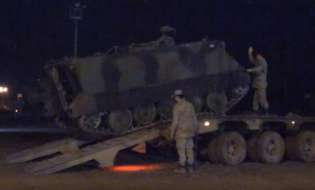 Turkey is moving troops from Thrace to Syria
